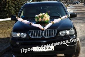 украсит свадебное авто